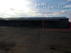 Аренда Склад рабочее Малиновский район 6 км.Овидиопольской дороги