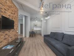 Аренда Квартира после капитального ремонта Приморский район Французский бульвар ЖК Гринвуд