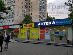 Аренда Магазин под косметику Суворовский район Добровольского проспект / Затонского