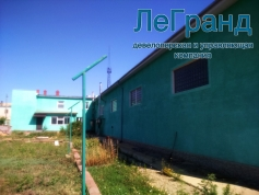 Аренда Производственный комплекс с ремонтом Овидиопольский район Большая Долина