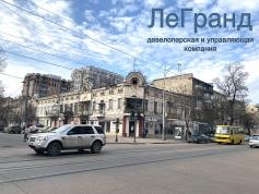 Аренда Магазин рабочее Приморский район Преображенська/Базарна